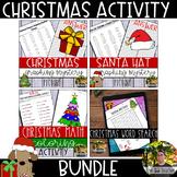 Christmas Activity BUNDLE