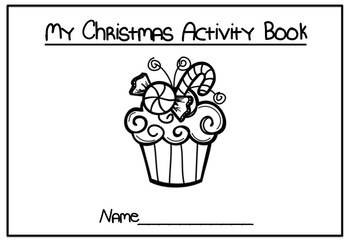 Christmas Activity Book For Middle To Upper Primary/Elementary Students!