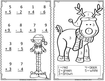 Christmas Activity Book Freebie!