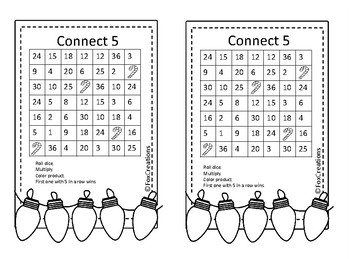 Christmas Activity Book Freebie