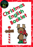 Christmas Activity Book - Literacy & Drawing