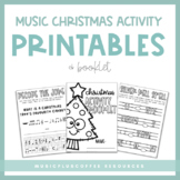 Christmas Activity Booklet | Printables