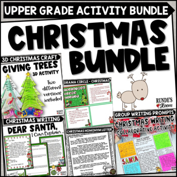 Christmas Activity Bundle