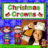 Christmas Activities: Crowns and Wristbands - Christmas Craft