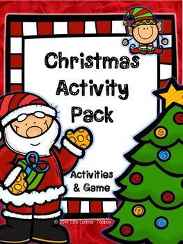 Christmas Activity Fun