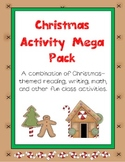 Christmas Activity Mega Pack