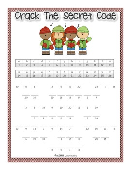 Christmas Activity Packet (Bundle)