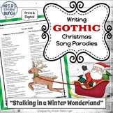 Christmas Activity   Parodies in Print and Digital