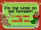 Christmas Activity:  Pin the Nose on the Reindeer