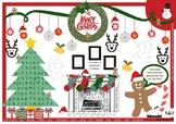 Christmas Activity Sheet!
