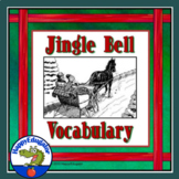 Christmas Activity -  Teaching Vocabulary with Jingle Bells