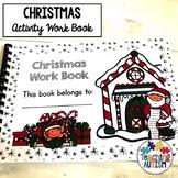 Christmas Activity Work Book