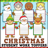 Christmas Activity - Writing Craftivity