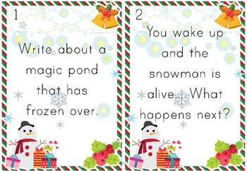 Christmas Activity Writing Pack