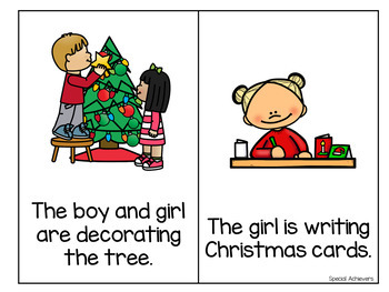 Christmas Adapted Books Bundle