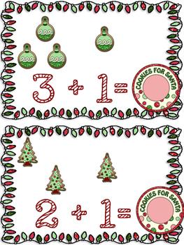 Christmas Adding - Plus One