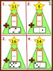Christmas Adding to 24~ Two Fun Domino Math Games