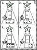Christmas Addition Domino Math Game