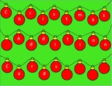 Christmas Addition Flash Cards 1-12