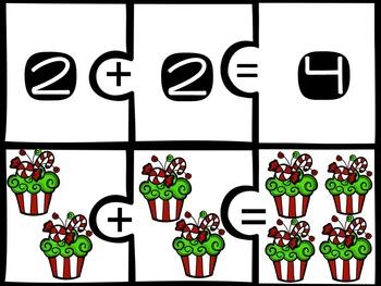 Kindergarten Christmas Addition