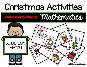 Christmas Addition Match