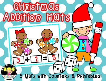 Christmas Addition Mats