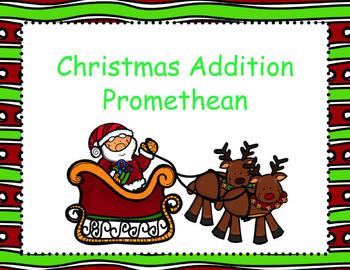Christmas Addition Promethean
