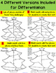 Christmas Addition Puzzles (Numbers Within 10)