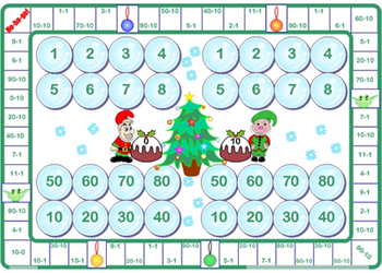 Christmas Addition & Subtraction Games