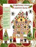 Christmas Addition, Subtraction, and Multiplication Bump Games 1.OA.6, 2.OA.2
