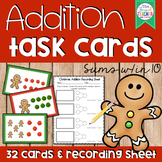 Christmas Addition Task Cards