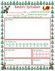 Christmas Addition Word Problems