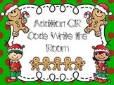Christmas Addition Write the Room