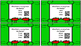 Christmas Addition and Subtraction Fact Families with QR S