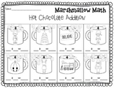 Christmas Addition and Subtraction {Marshmallow Math} {Great for Polar Express}