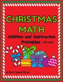 Christmas Addition and Subtraction Pack (1st)