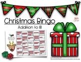 """Christmas - Addition to 18 """"Bingo"""""""