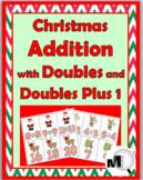 Christmas Addition Doubles & Doubles Plus One