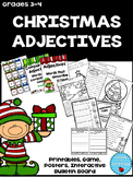 Christmas Adjectives