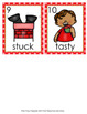 Christmas Adjectives Write The Room Activity