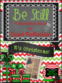 Christmas Advent Bible Study Devotion and Reflection Journ