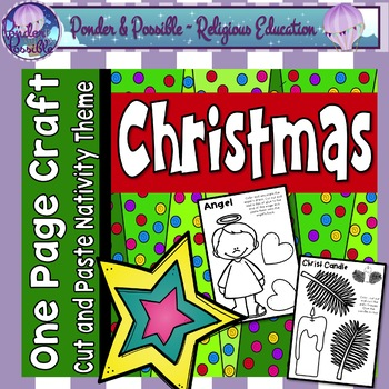 Christmas & Advent - One Page Crafts