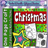 Christmas & Advent: One Page Crafts {Bible Theme}