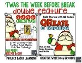 Christmas Adventure Bundle:  Save Christmas & QReate-a-Story