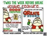 Christmas Adventure Bundle:  Save Christmas & QReate-a-Story