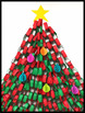 Christmas Algebra: Solving Equations 3D Garland and Ornaments Bundle