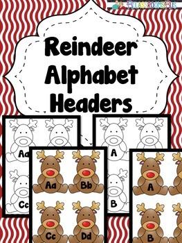 Christmas - Alphabet