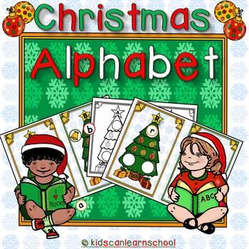 Christmas Alphabet