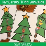 Christmas Alphabet Swingables