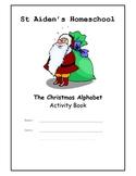 Christmas Alphabet Activity Book